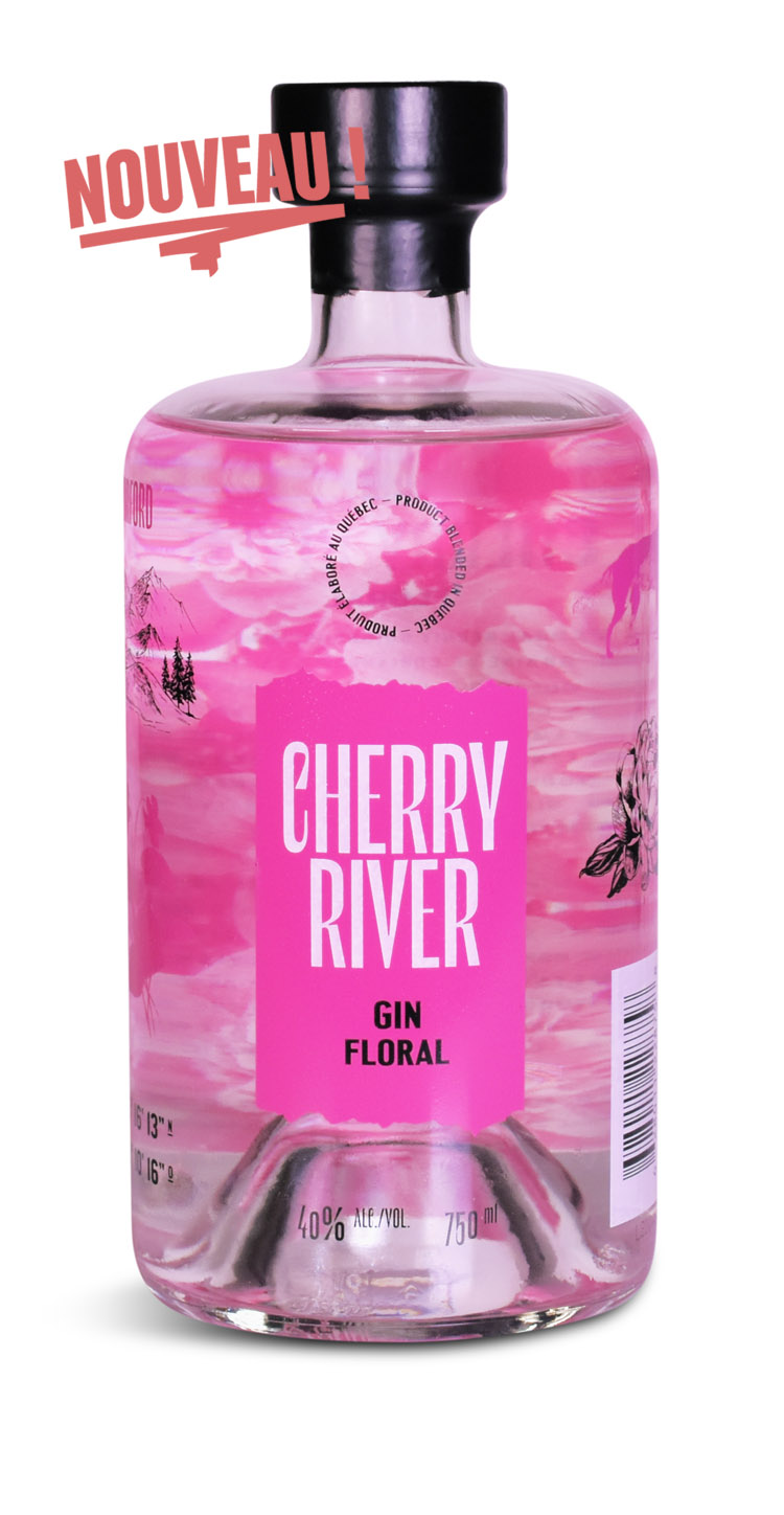 Gin floral