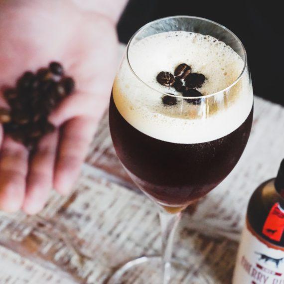 Martini Espresso à l'érable Cherry River